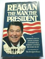 Ronald Reagan The Man, The President Hendrick Smith (Hardcover, 1980)