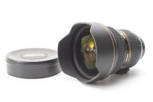 Nikon Nikkor AF-S 14-24mm f/2.8 G ED Wide-angle Zoom Lens - Read Description