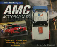 1951-1977 AMC Racing History with 292 Photos AMX Javelin Rebel SC Rambler Hornet
