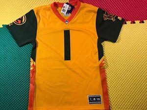 NEW Alliance of American Football Arizona Hot Shots Jersey Youth Size XL16 -18