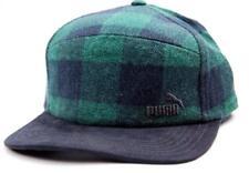 New Puma  Buffalo Plaid Strapback Adjustable Hunter Hat Cap Hunt Hunting __B102