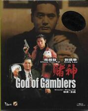 God of Gamblers Blu Ray Chow Yun Fat Andy Lau Joey Wang NEW R0 Eng Sub