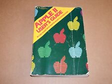 Apple II User's Guide by Osborne / McGraw-Hill writen by Poole/McNiff/Cook