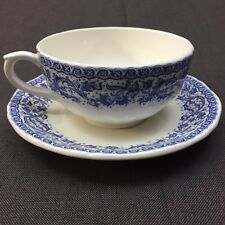 Gien Rouen 37 Breakfast Cup & Saucer, New