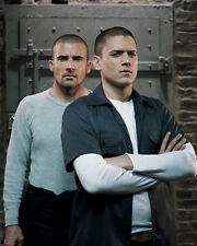 Wentworth Miller & Dominic Purcell (18110) 8x10 Photo