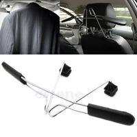 Car Auto Seat Headrest Suit Clothes Jacket Stainless Metal Hanger Holder Coat