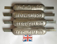 4 x 1.5kg Magnesium anode. Canal, river, narrow boat, barge, yacht, cruiser.