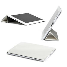 """Ultra Thin Slim Magnetic Stand Smart Cover Case For 9.7"""" Apple iPad 4/3/2 White"""