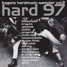 Hard 97-Hagen HARDMUSIC-sampler 2 krampfader krugurk spootnik le cri tu mort