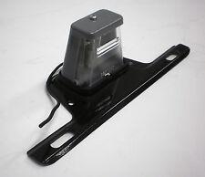 Gray Plastic Trailer License Lamp Light Bracket 99BRK
