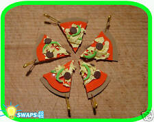 """Mini Pizza """"Girl Scout"""" or """"Boy Scout"""" SWAPS  Craft Kit  by Swaps4Less.com"""