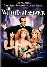 The Witches Of Eastwick (DVD,1987)