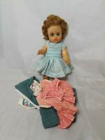 """Vintage Doll Made in England 12"""" Tall"""