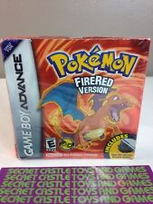 Pokemon: FireRed Version (Nintendo Game Boy Advance, 2004) Factory Sealed NEW