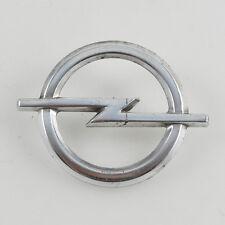 Opel Emblem 182 8972160 - Typenschild - alt - Aluminium - Alu - klein - 75mm  #3