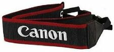 "Genuine Original OEM Canon Red 1"" Width Neck Strap for Canon EOS and EOS Rebel"
