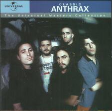 cd Anthrax – Classic Anthrax-HARD ROCK HEAVY METAL TRASH