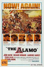 The Alamo (DVD, 2000)