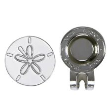 Personalized Removable Golf Ball Marker With Magnetic Hat Cap Clip Accessories