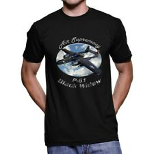 P-61 Black Widow Air Supremacy Men`s T-Shirt