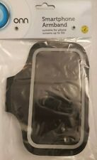 Onn-  smartphone armband for phone screen upto 5 inches Brand New RRP £7