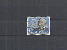 Deutsches reich, 1934 Michel numéro: 539 y O, estampillé O, prix catalogue 600,00 €