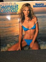 2004 SPORTS ILLUSTRATED DAILY AT A GLANCE SWIMSUIT CALENDAR .Sexy .Bikini Beach