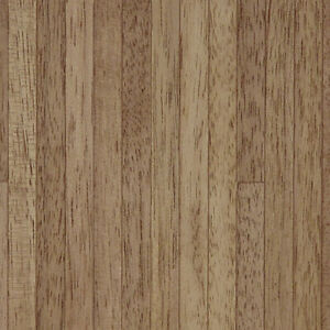 Dollhouse Miniature American Black Walnut Wood Flooring by Houseworks