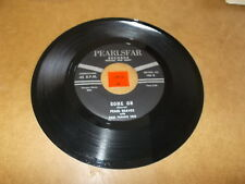 PEARL REAVES - SOMETHING - COME ON  / LISTEN - R&B POPCORN