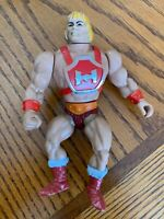 Vintage Masters of the Universe THUNDER PUNCH HE-MAN Figure Only MOTU