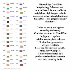 Mary Kay Mineral Eye Color, Eye Shadow