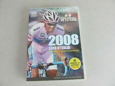 2008 Giro d'Italia Dvd Set 3 Discs 6 hrs - Contador Italian Conquistador Cycling