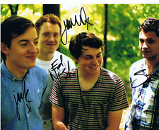 BOMBAY BICYCLE CLUB signed 8x10 photo PROOF