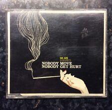 WE ARE SCIENTISTS Nobody Move Nobody Get Hurt CD 2 Track Original  @@LOOK@@