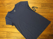 New! Apt. 9 Blue Short Sleeved Knit Top      Size Large
