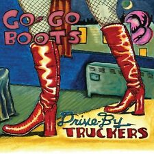 Go-Go Boots - 2 DISC SET - Drive-By Truckers (2011, Vinyl NEUF)