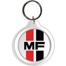 Massey Ferguson Tractor Farm Garden Lawn Keychain Key Ring Chain