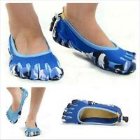 7710 Summer Men Women Sports Fingers Shoes Toes Socks Barefoot trainers EUR36-45