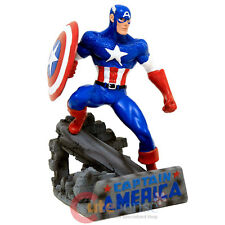 Marvel Captain America Business Card Holder Resin Statue