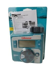 New Gilmour Single Outlet Electronic Water Timer New In Package
