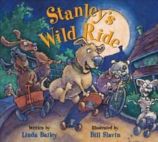 Stanley's Wild Ride by Bailey, Linda, Good Book