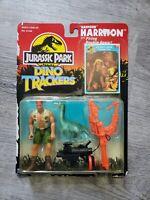 Jurassic Park Series 2 Dino Trackers Harpoon Harrison Firing Spear Kenner 1993