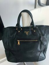 authentic Prada lux shopping tote, size like neverful