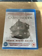 The Cabin In The Woods (2012) Blu-ray NEW & SEALED Chris Hemsworth Gory Horror