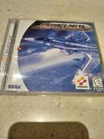 Airforce Delta Sega Dreamcast