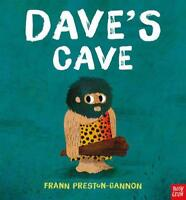 Dave's Cave (A Dave Book) by Preston Gannon, Frann, NEW Book, FREE & Fast Delive