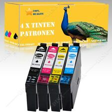 4x no-name CARTUCCE COMPATIBILI PER EPSON xp-330 con chip Disa-Shop 24