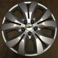"2012 2013 Chevrolet Cruze 16"" oem hubcap wheelcover gm part 20934134"