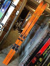 New listing Vintage Spalding Sideral GS Raçe skis w/ Eckel Royal ski bindings Numero Uno