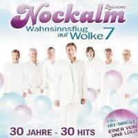 NOCKALM QUINTETT - WAHNSINNSFLUG AUF WOLKE 7/30 JAHRE-30 HITS 2 CD  NEW